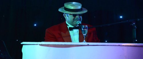 Elton John tribute at Colchester